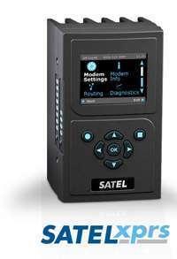 Radioroutern SATEL-XPRS