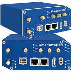 4G router från advantech b+b SmartWorx