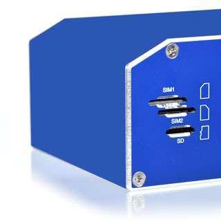 sim-platser i LTE-router