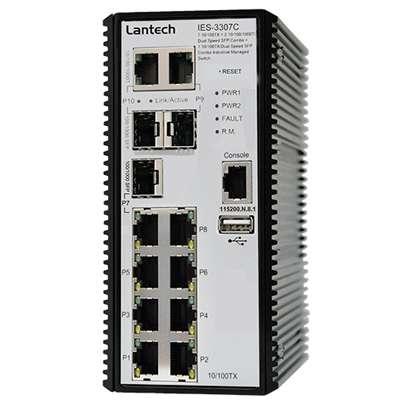 Lantech IES-3307C switch