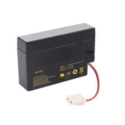 12 V batteri 0,8 Ah