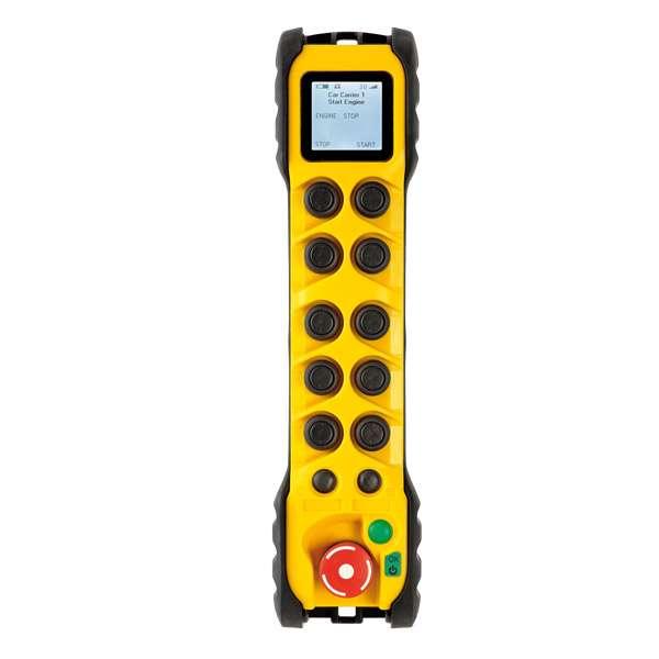 Radiostyrning GAMA 10 knapparssändare