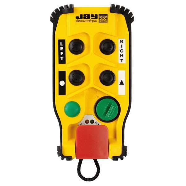 UR sändare med 4 knappar