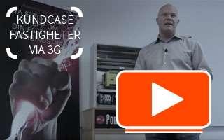Film om 3G router i fastigheter