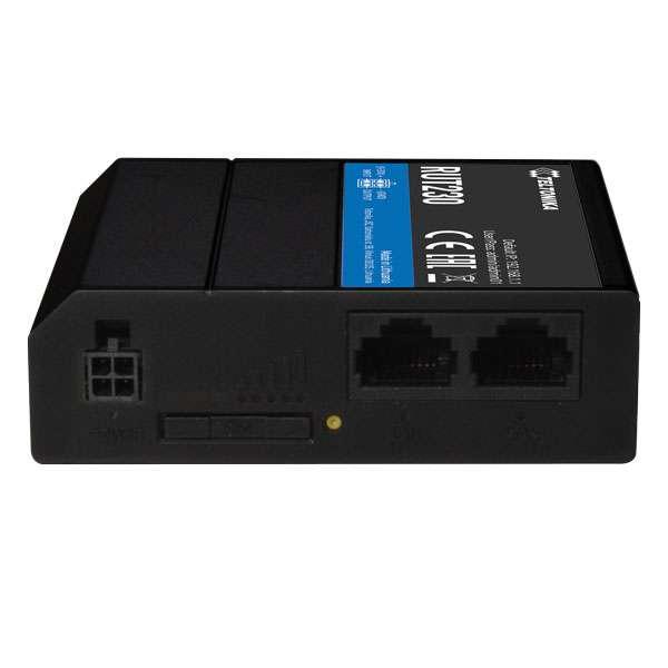 Teltonika RUT230 3G-router nätverksportar