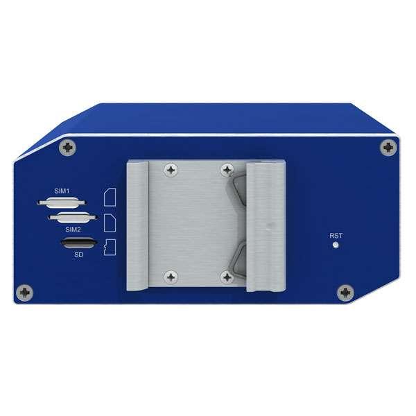 Smartflex router i metall med DIN-fäste