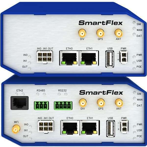 Smartflex plastkapsling