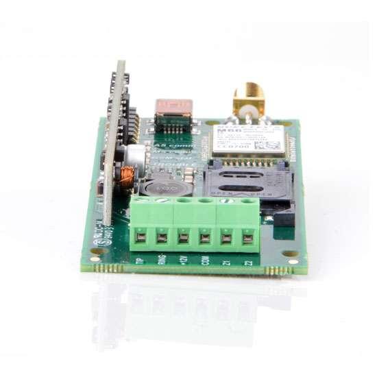 GSM-gateway SC-GSM inkoppling med skruvplint