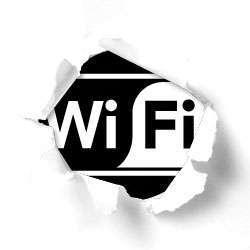 Rätt Wifi-antenn Utomhus?
