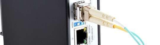 Switch för fiber
