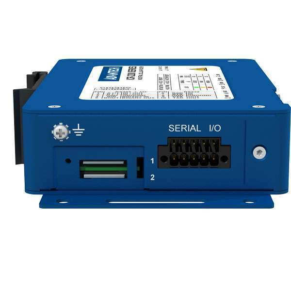 Advantech icr-3200 kortsida