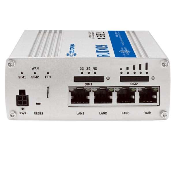 teltonika rutx09 industriell 4G-router