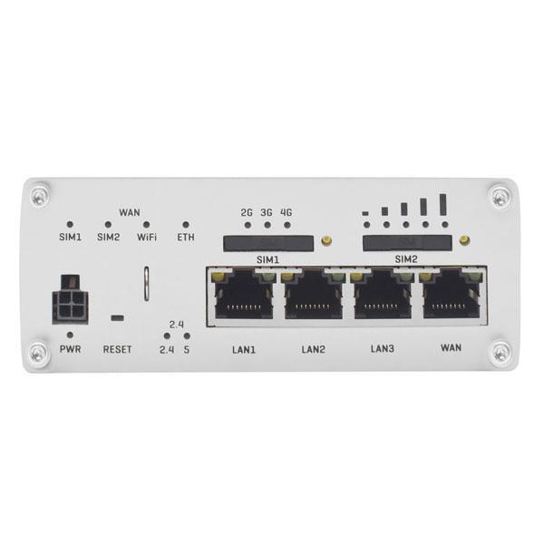 teltonika rutx11 router frontpanel