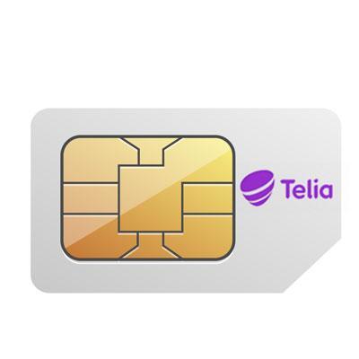 telia kontant sim-kort