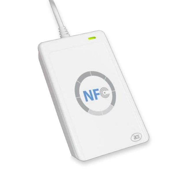 nfc programmeringsverktyg